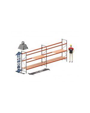 Voordeel set: 2200 hoog 700 diep en 5.6 mtr lang 3 niveau's (2.7 mtr./sectie)